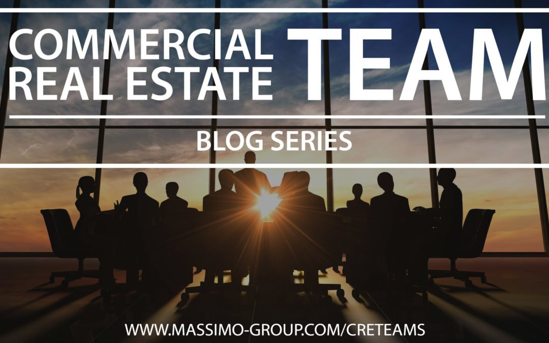 Why Commercial Real Estate Professionals Don't Move to Teams