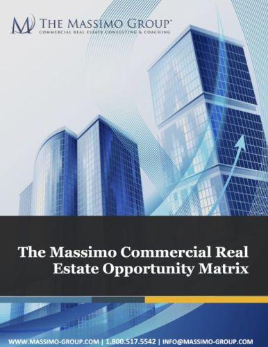 Free White Paper – The Massimo CRE Opportunity Matrix