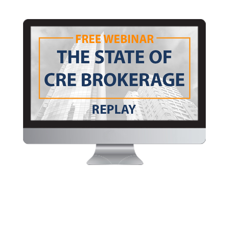 state of CRE brokerage