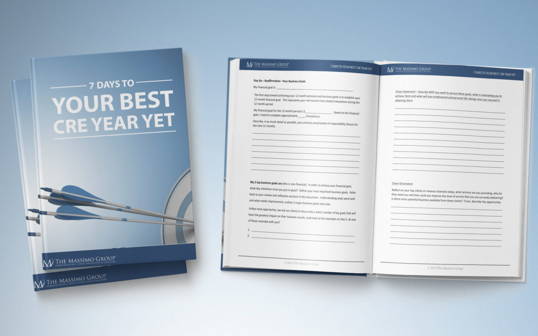 7 Days to Your Best CRE Year Yet  – Now Available