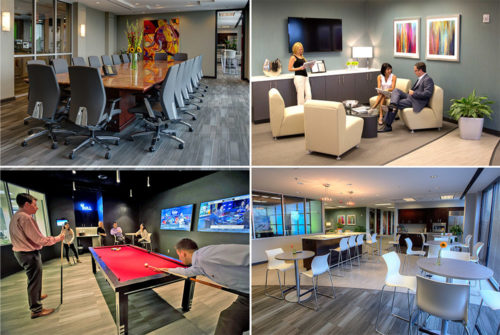 Now That's a Cool Commercial Real Estate Brokerage Office!