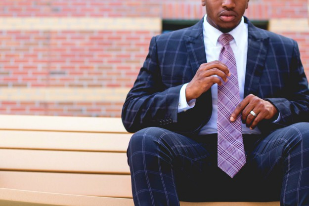 suit and tie | How To Set Yourself Up For Success